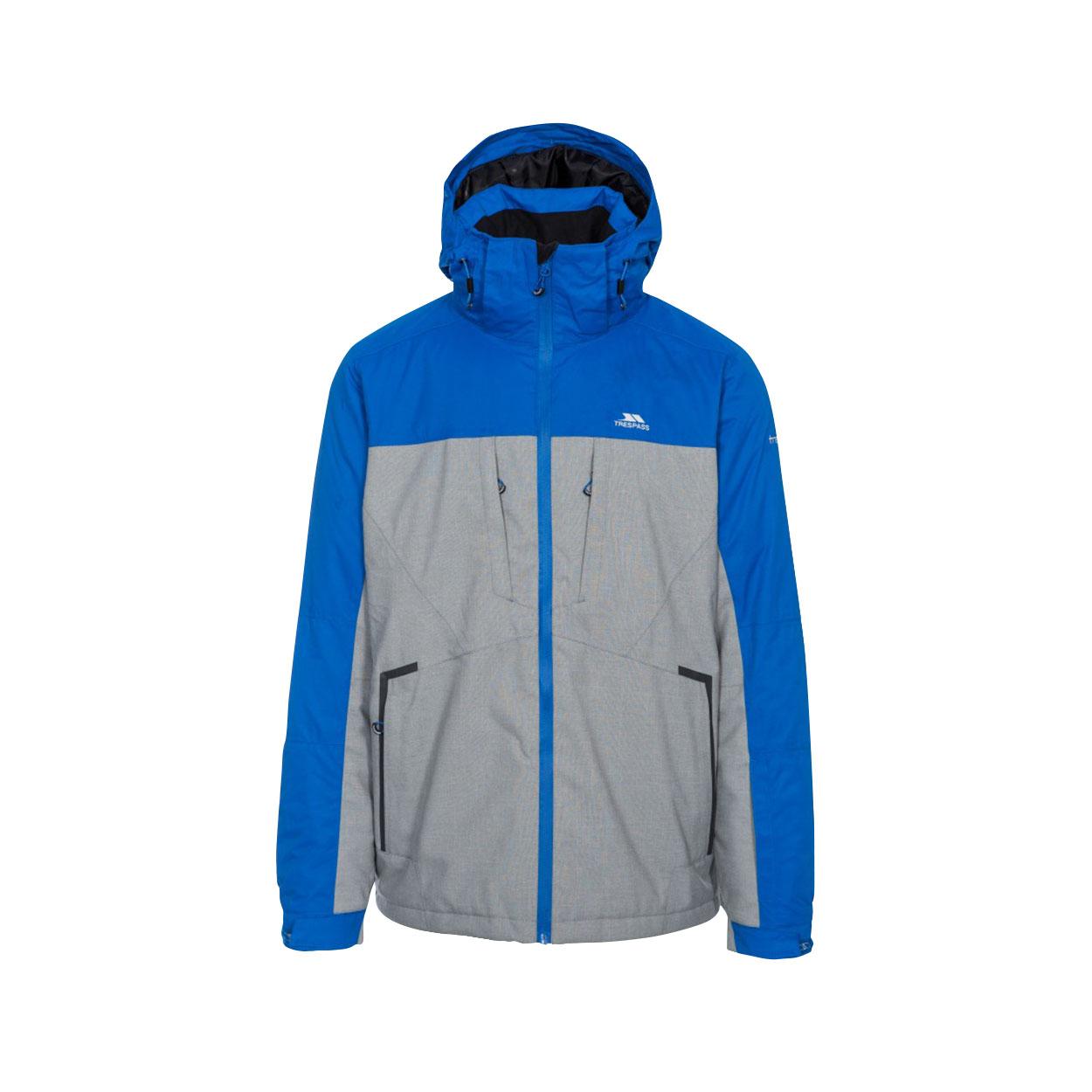 Trespass Mens Ventnor Waterproof Ski Jacket (XXL) (Navy)