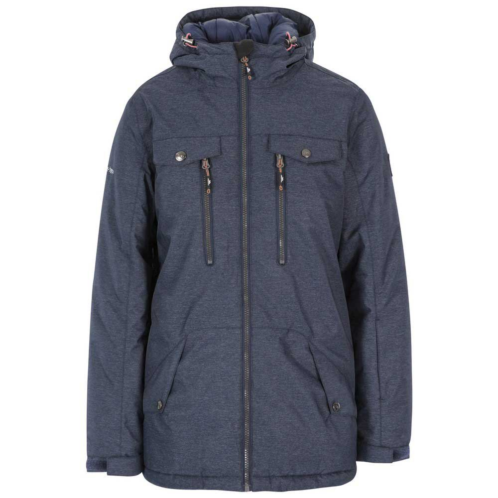 Trespass Womens/Ladies Signal Ski Jacket (M) (Dark Denim)