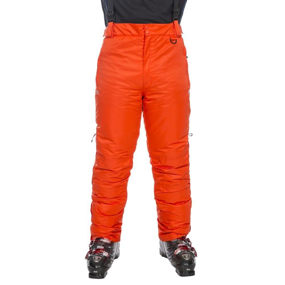 Trespass Mens Taintfield Ski Trousers (XL) (Flame)