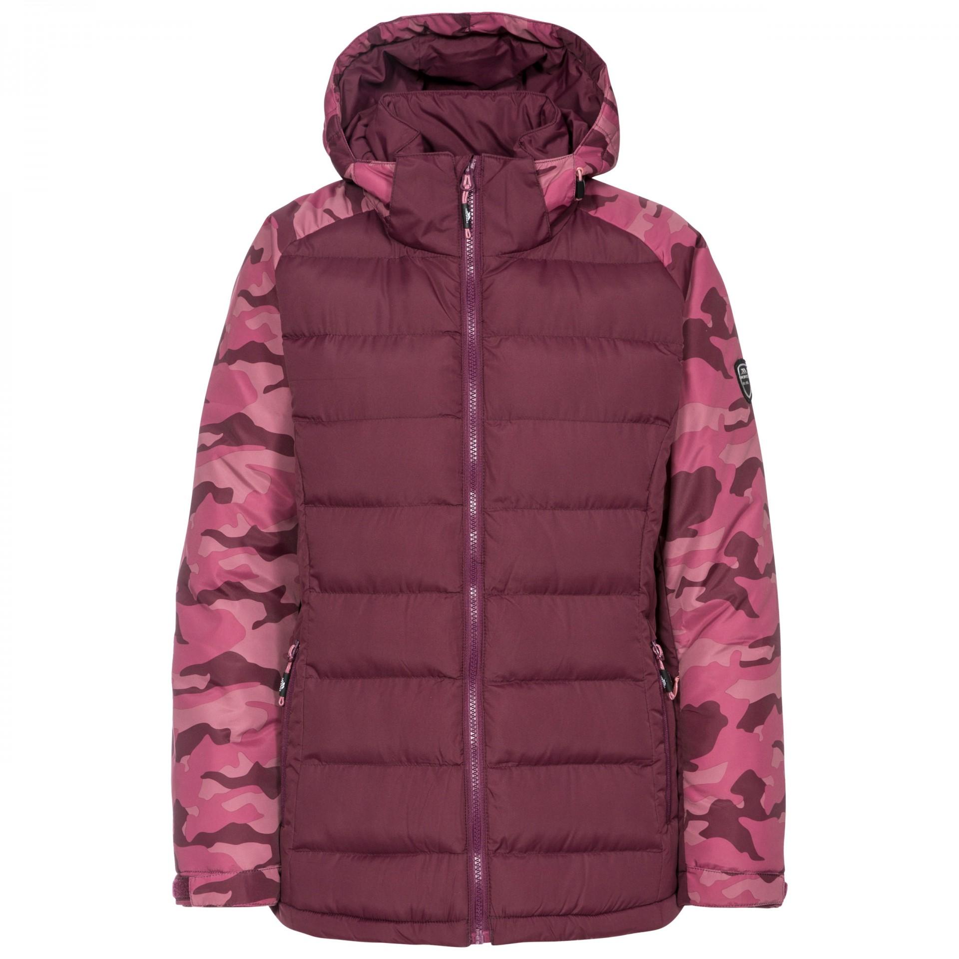 Trespass Womens/Ladies Urge Windproof Ski Jacket (XL) (Fig)
