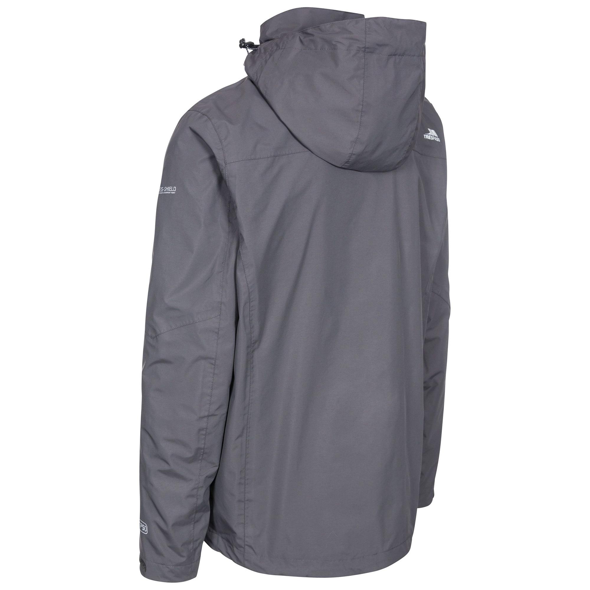 Trespass Mens Rocco II Waterproof Jacket TP3393
