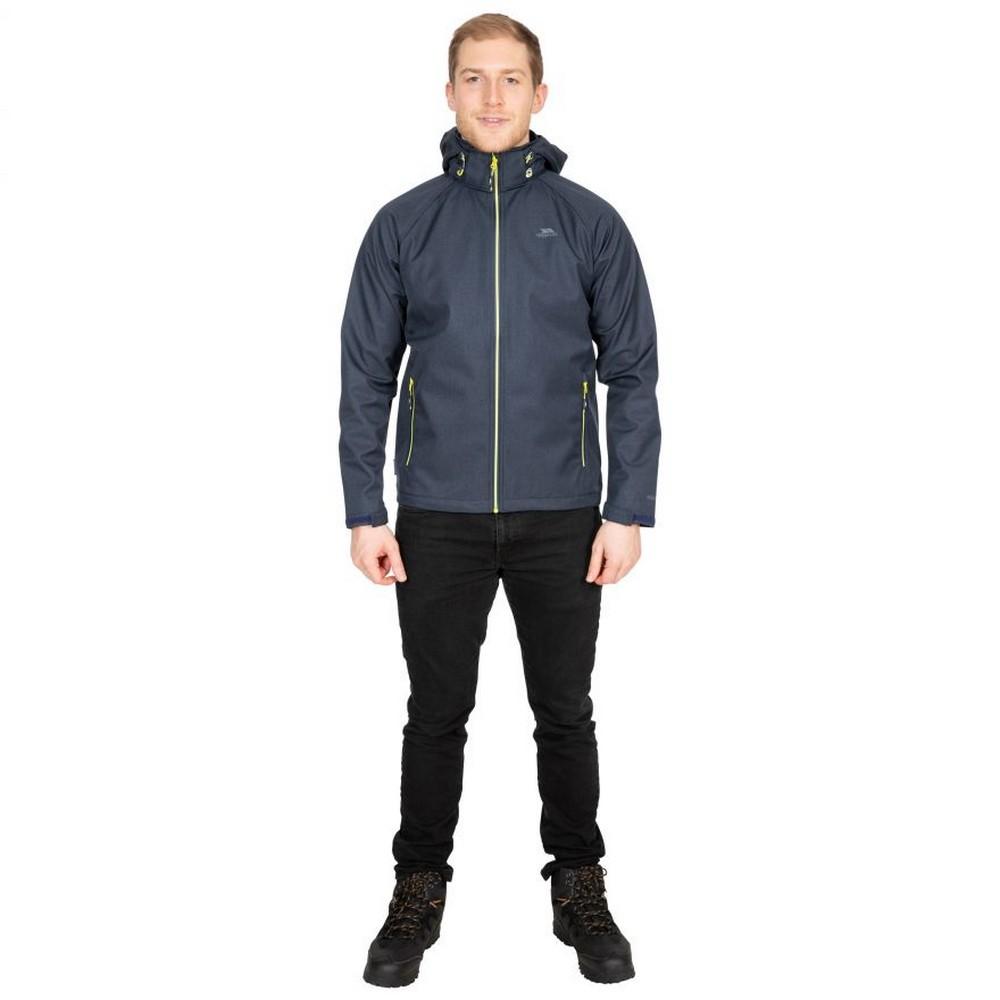 Trespass Mens Hebron Waterproof Softshell Jacket TP3220