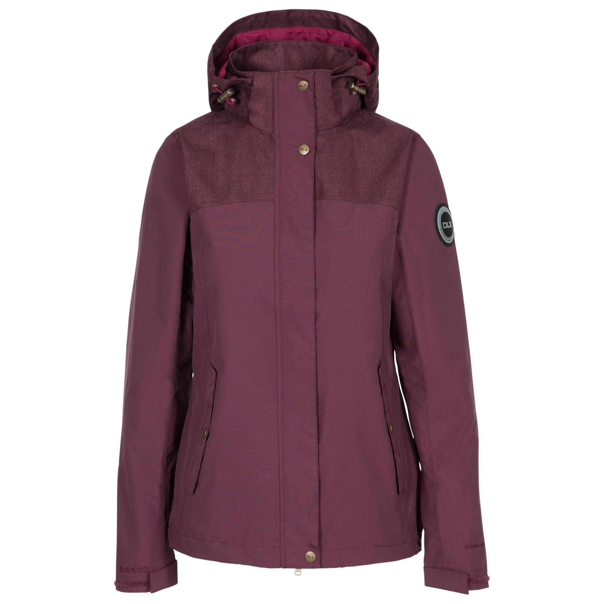 Trespass Womens/Ladies Kelby Waterproof Jacket (XS) (Fig)