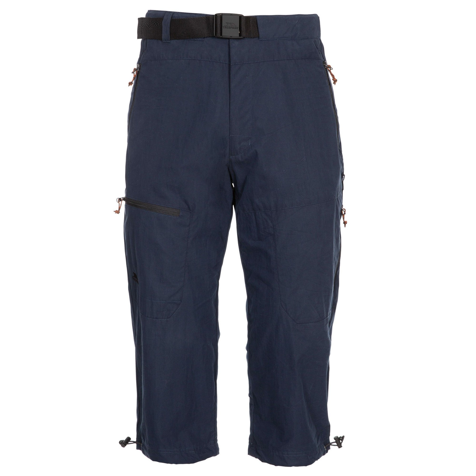 Trespass Mens Wellbake Cropped Trousers (XXL) (Navy)