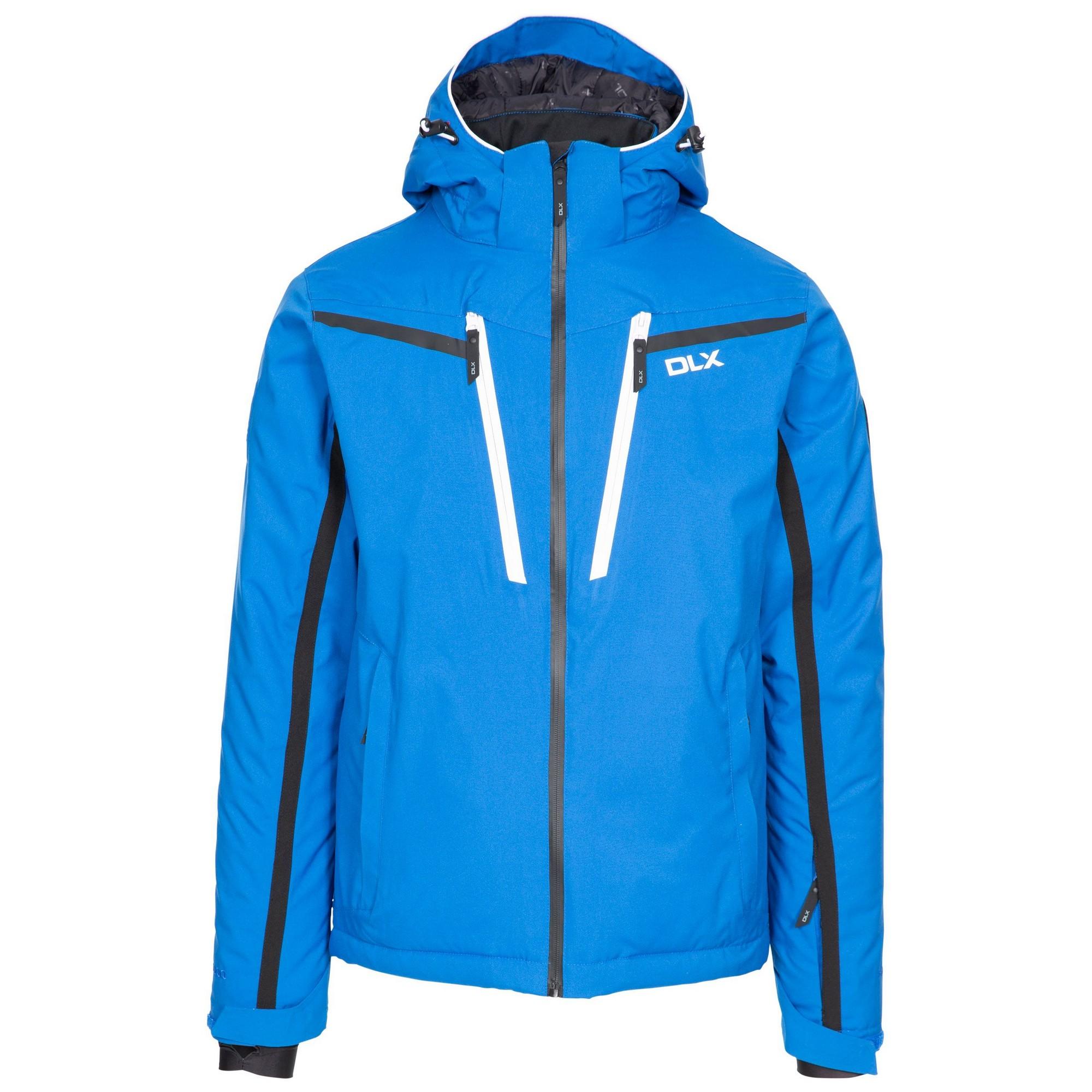 Trespass Mens Jared DLX Ski Jacket (XL) (Blue)
