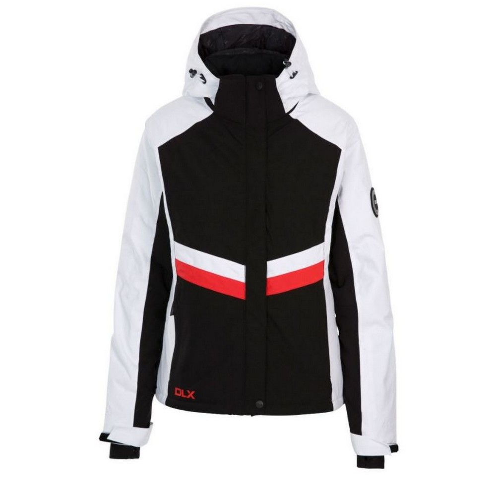 Trespass Womens/Ladies Gwen DLX Ski Jacket (XS) (Black)