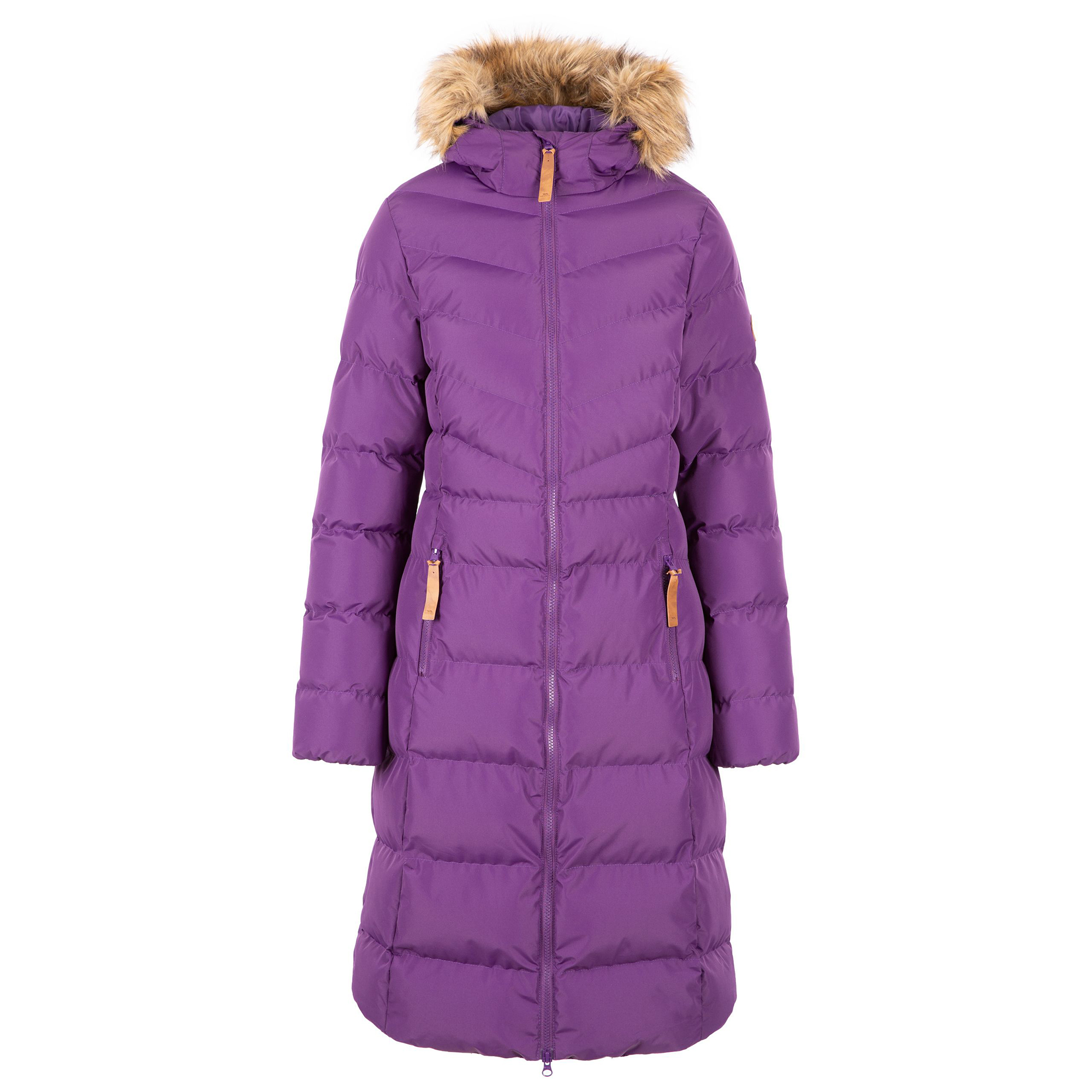 Trespass Womens/Ladies Audrey Padded Jacket (XL) (Cosmic Blue)
