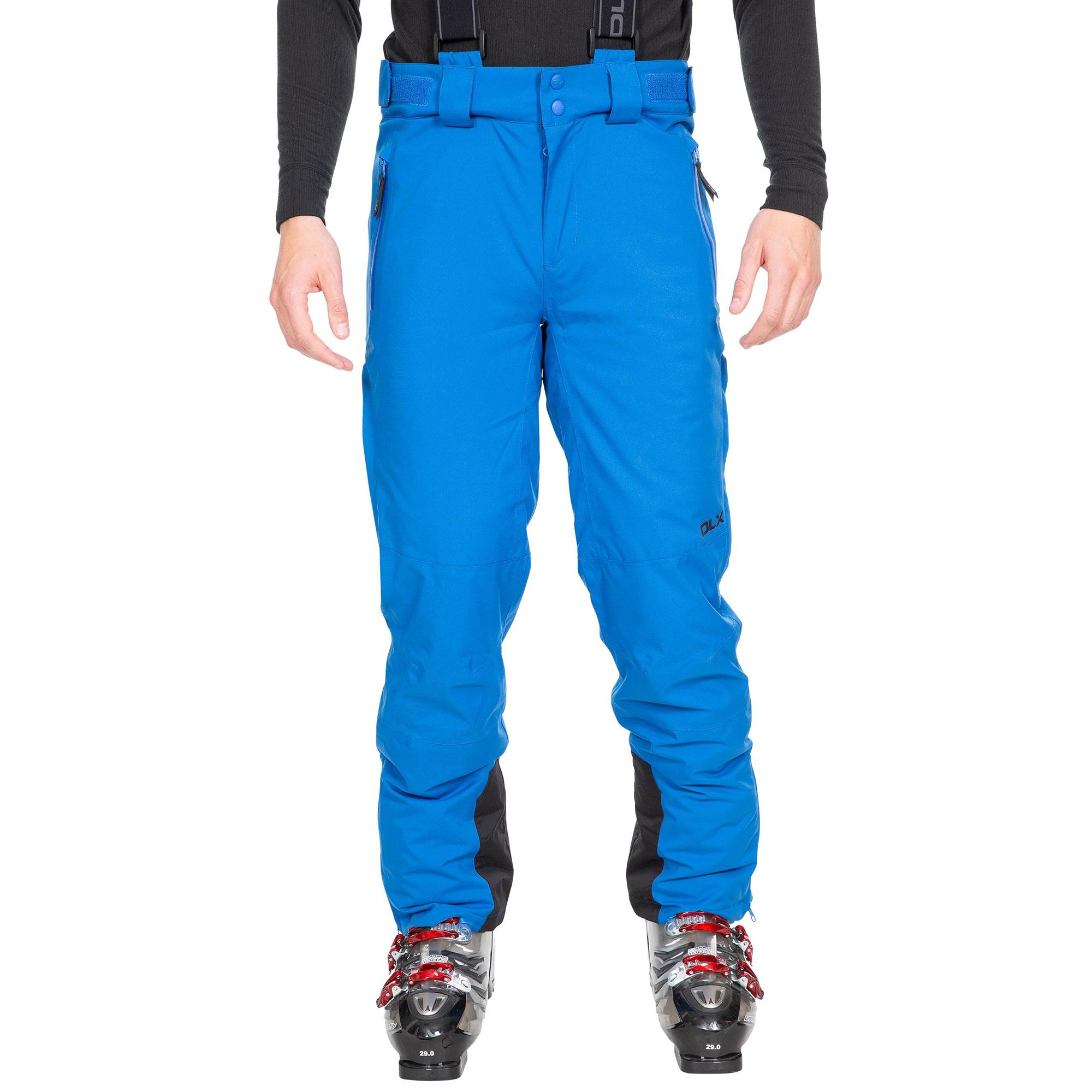 Trespass Mens Trevor Ski Trousers (L) (Blue)