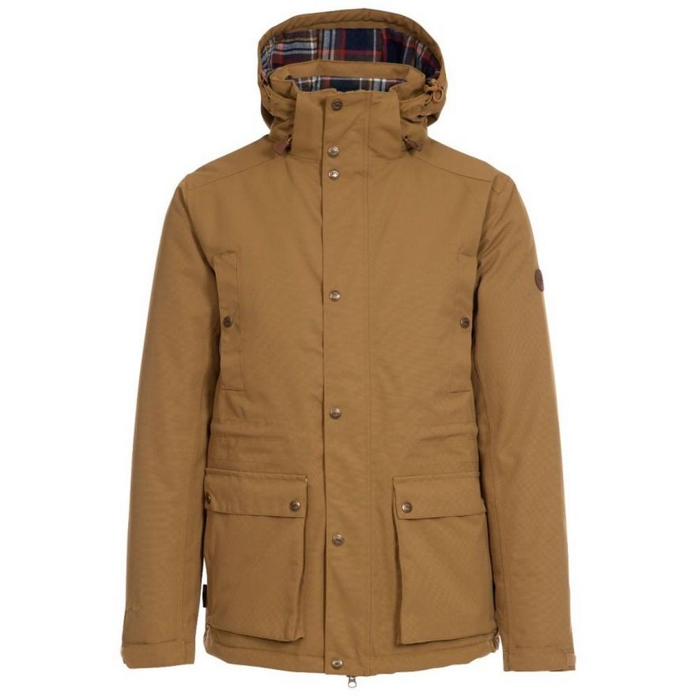Trespass Mens Puxtoncombe Padded Jacket (XS) (Dijon)