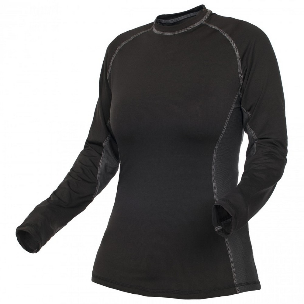 Trespass-Womens-Ladies-Exploit-Long-Sleeve-Base-Layer-Top-TP632 thumbnail 7