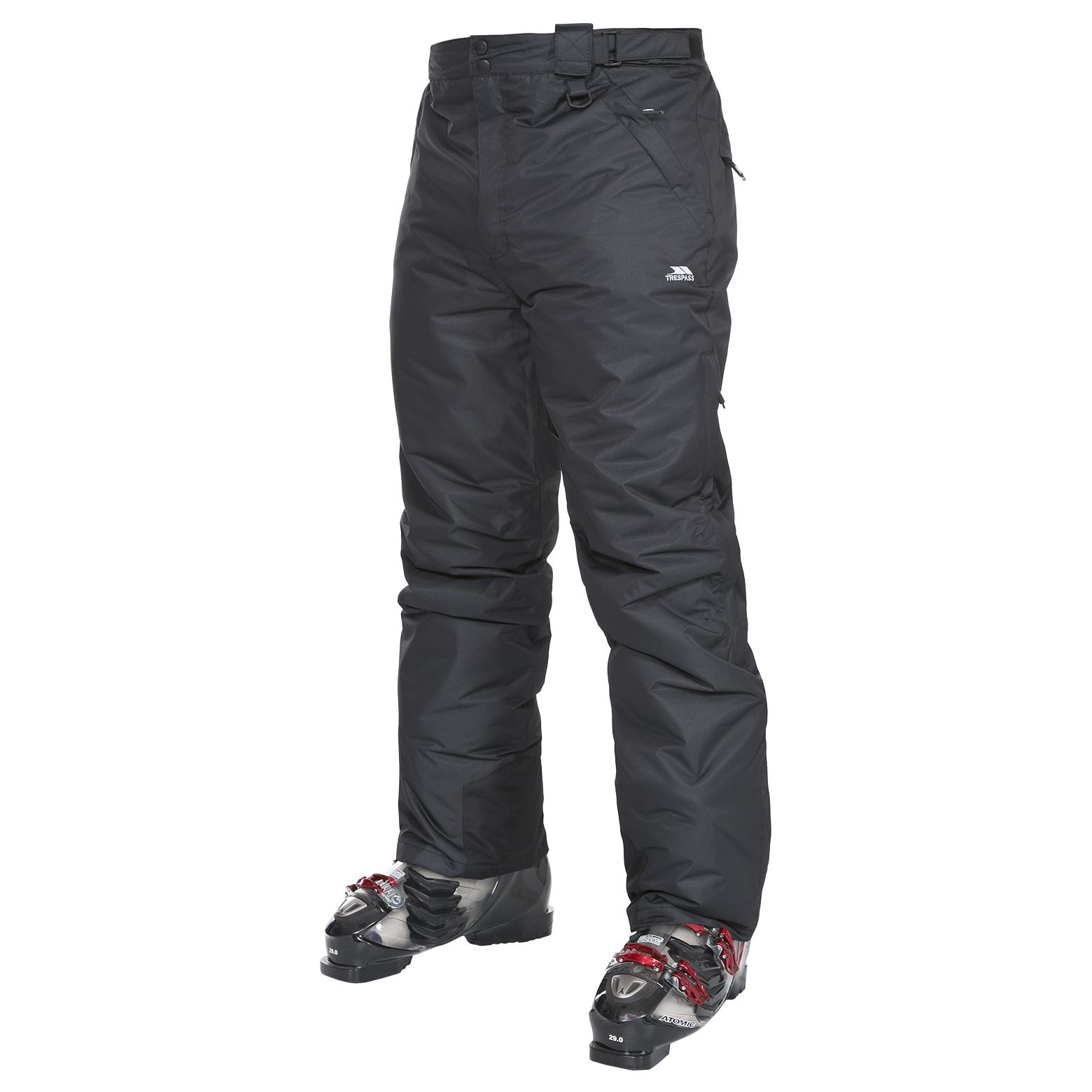 Trespass Mens Bezzy Ski Trousers (L) (Navy)