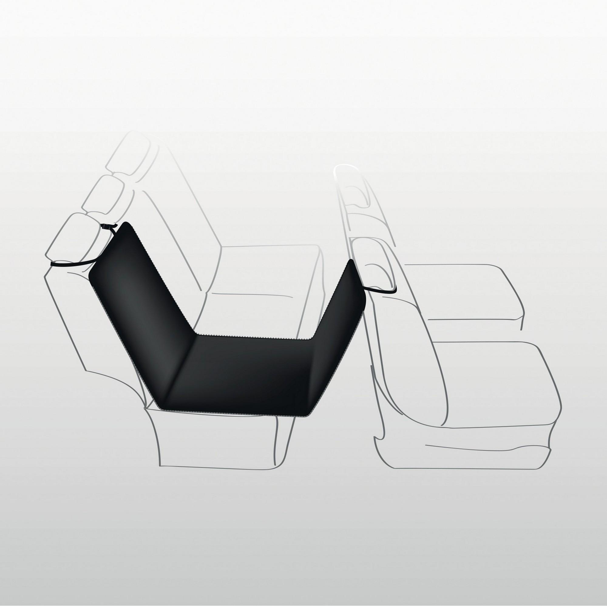 Trixie-Couverture-de-protection-pour-voiture-TX490 miniature 6