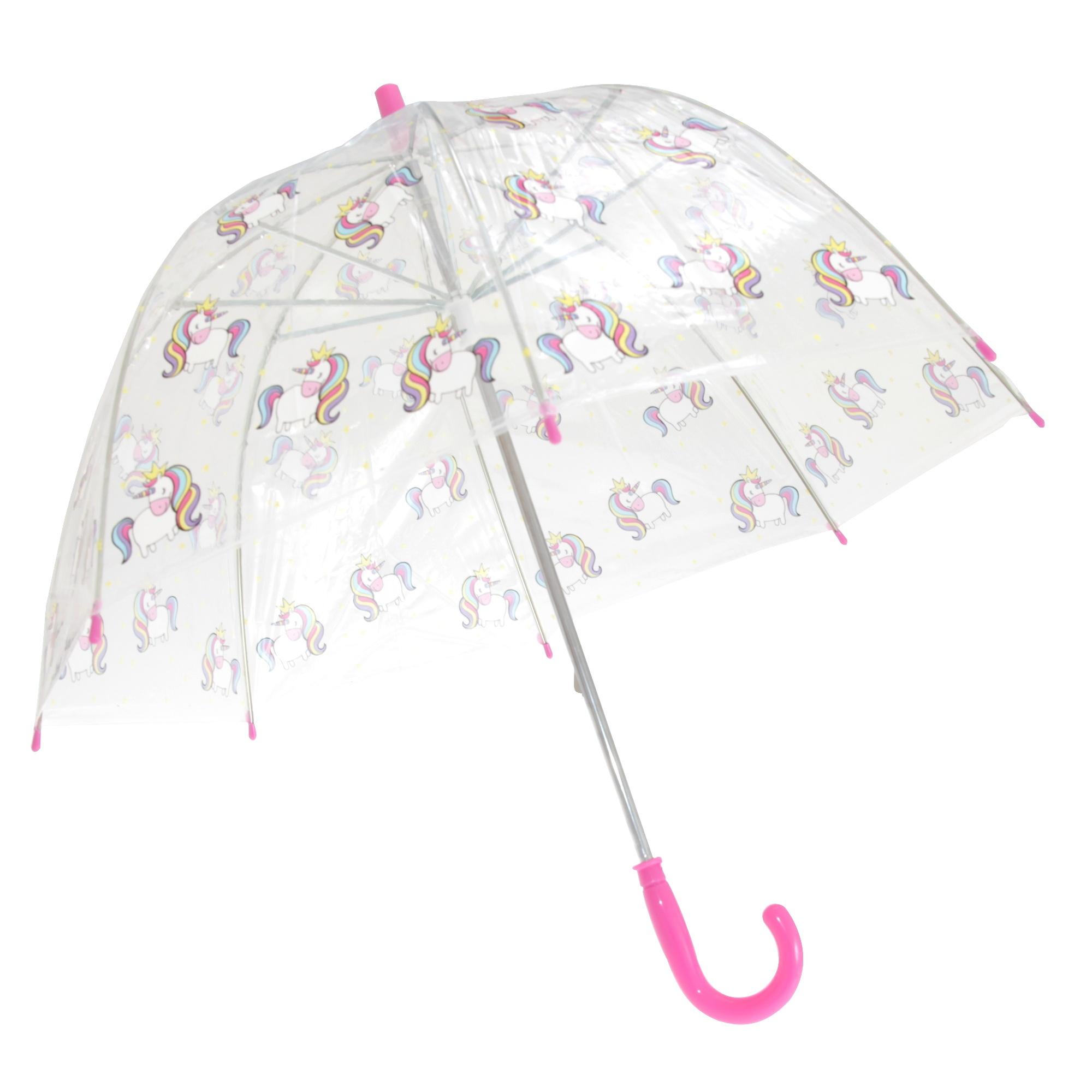 UM279 X-brella Womens//Ladies Cat Face Umbrella