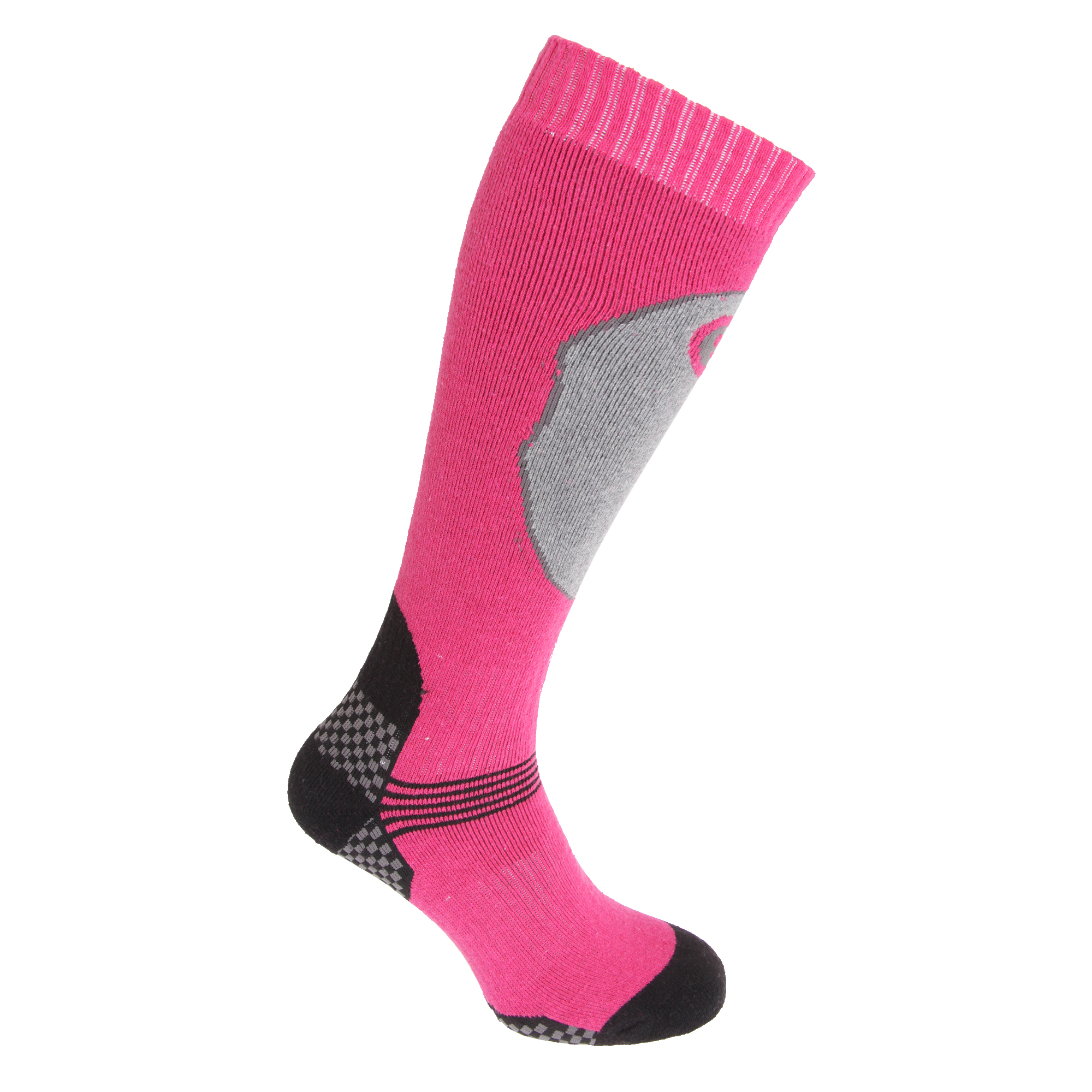 Womens-Ladies-High-Performance-Ski-Socks-1-Pair-W516