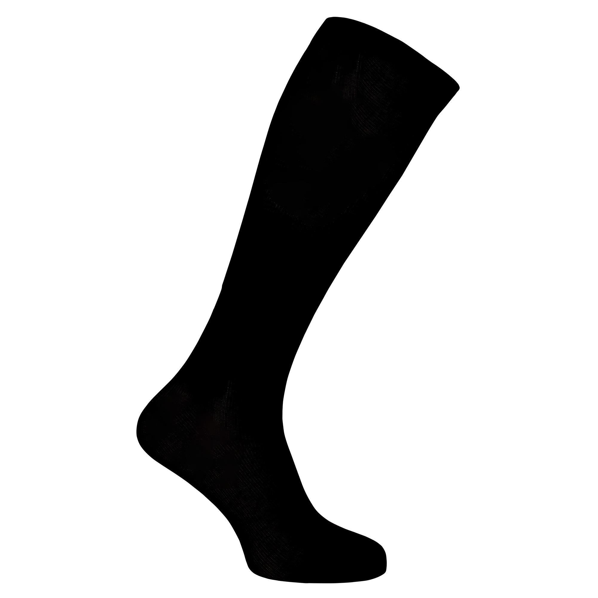 Pharma Sock Unisex Compression Socks (1 Pair) (S/M) (Black)