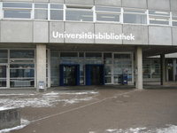 Universitätsbibliothek Standort Vaihingen