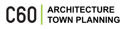 C60 Architecture Town Planning Logo