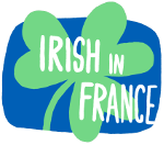 Irish in France Registration 2021 Virtual Card Logo