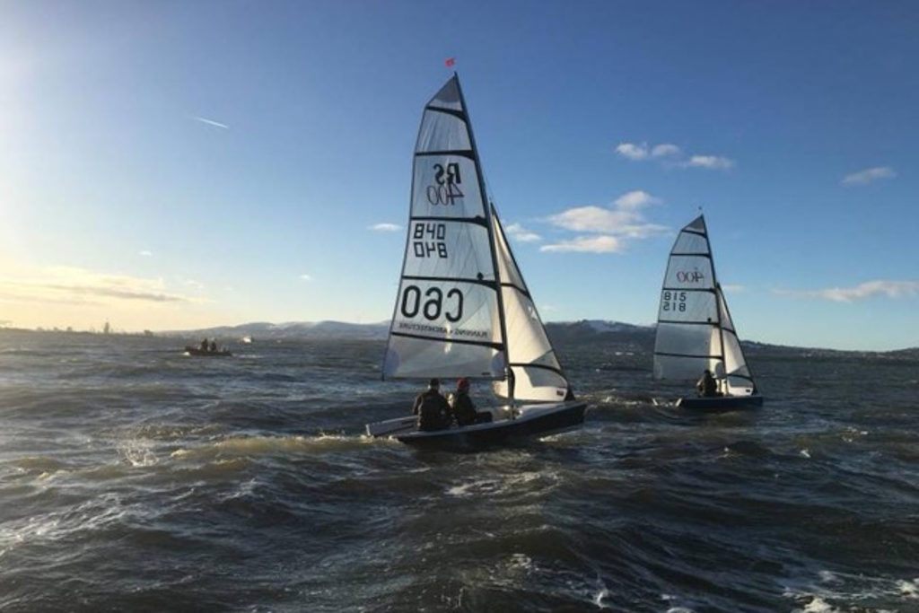 RS Northern Championships 2018 @ County Antrim yacht Club