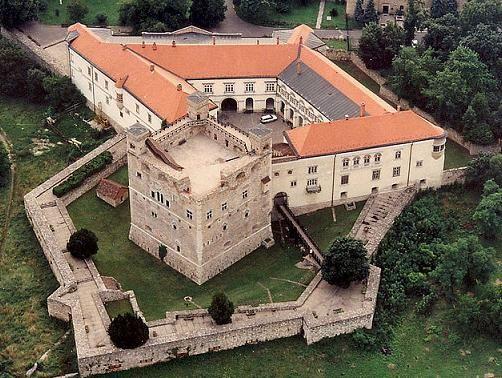 Architektura Europy Środkowej XVI w. test