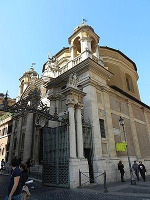 Architektura Rzymu II poł. XVI w. test