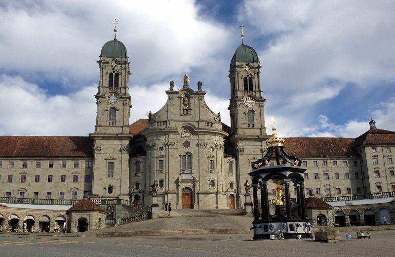 Architektura sakralna Europy Środkowej od końca XVI do końca XVII w. test