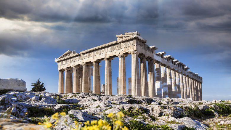 Matura - Starożytna Grecja test