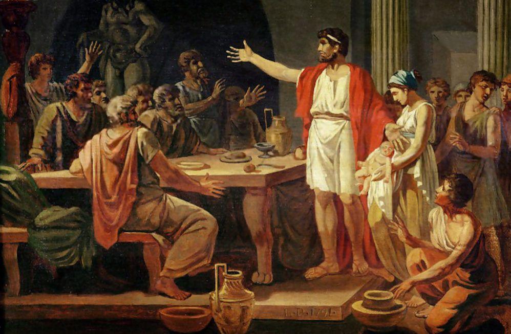 Starożytne ateny, sparta, rzym test