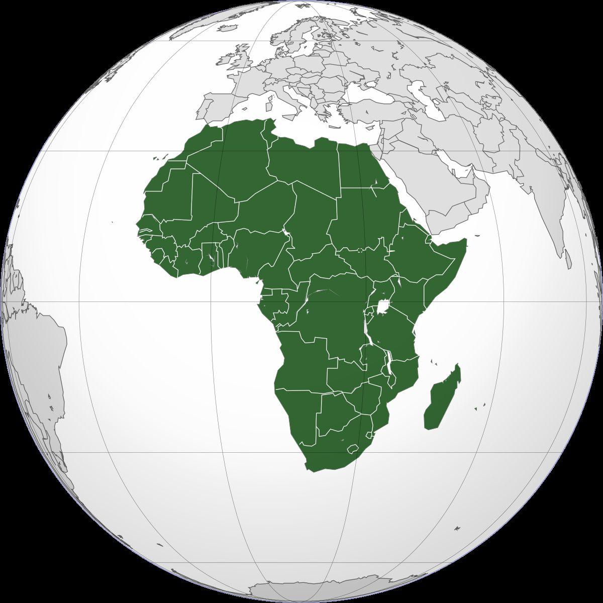 Afryka - polozenie gor , wyzyn ,  wysp  , jezior , rzek , podzial polityczny - KONTOROWKA. test