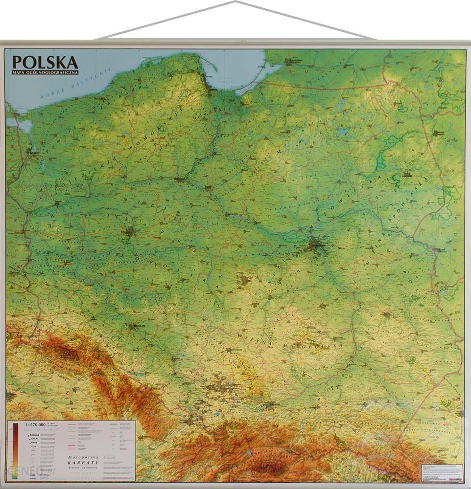 Środowisko Przyrodnicze Polski - sprawdzian test