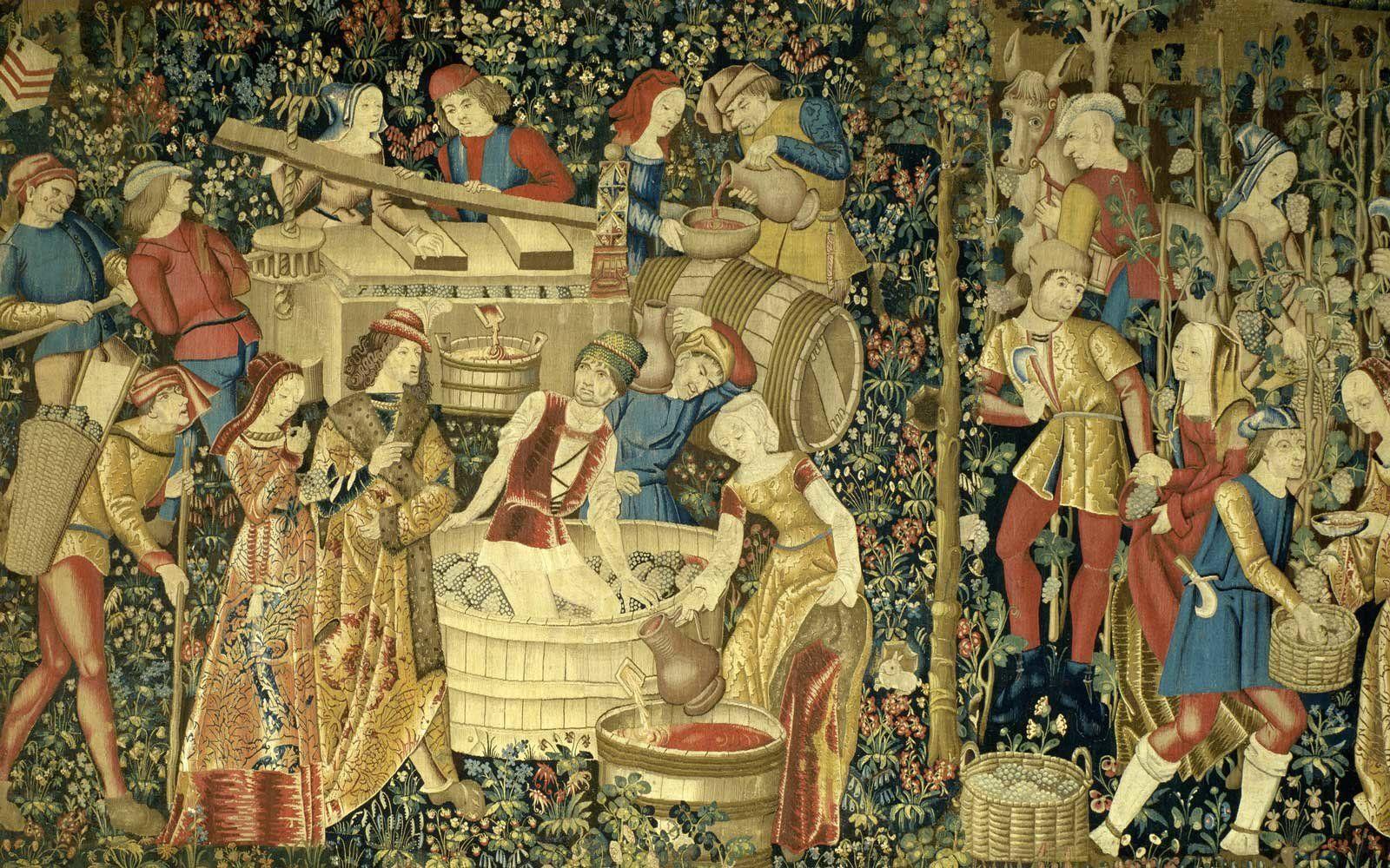 Początki średniowiecza - daty test