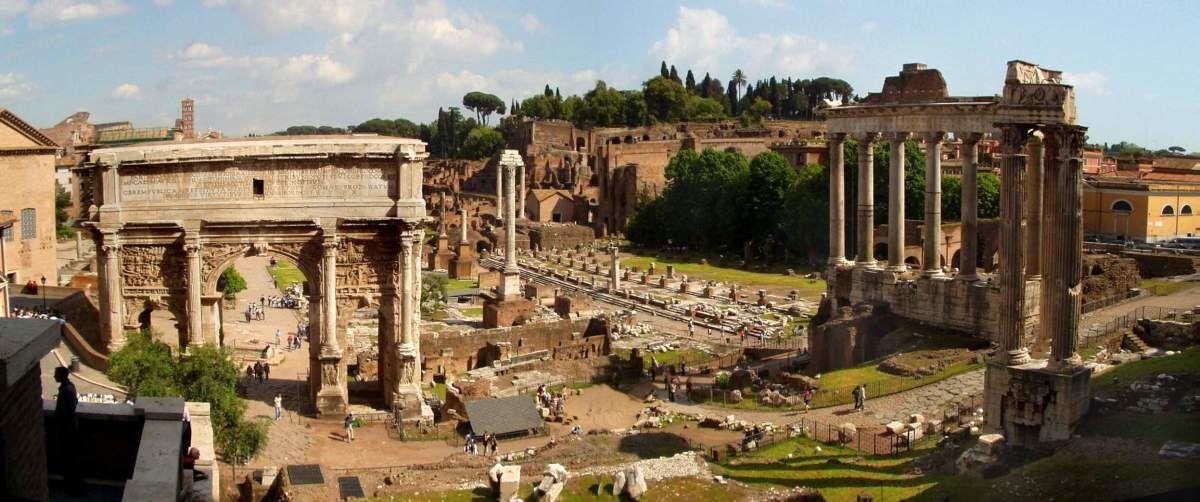 Starożytny Rzym test