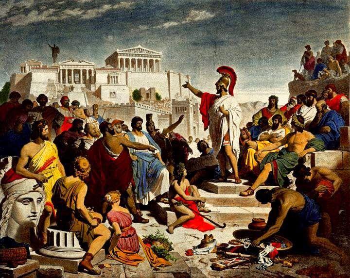 Antyczna Grecja - Historia Polityczna test