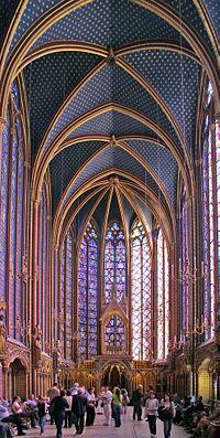 Architektura gotyku test