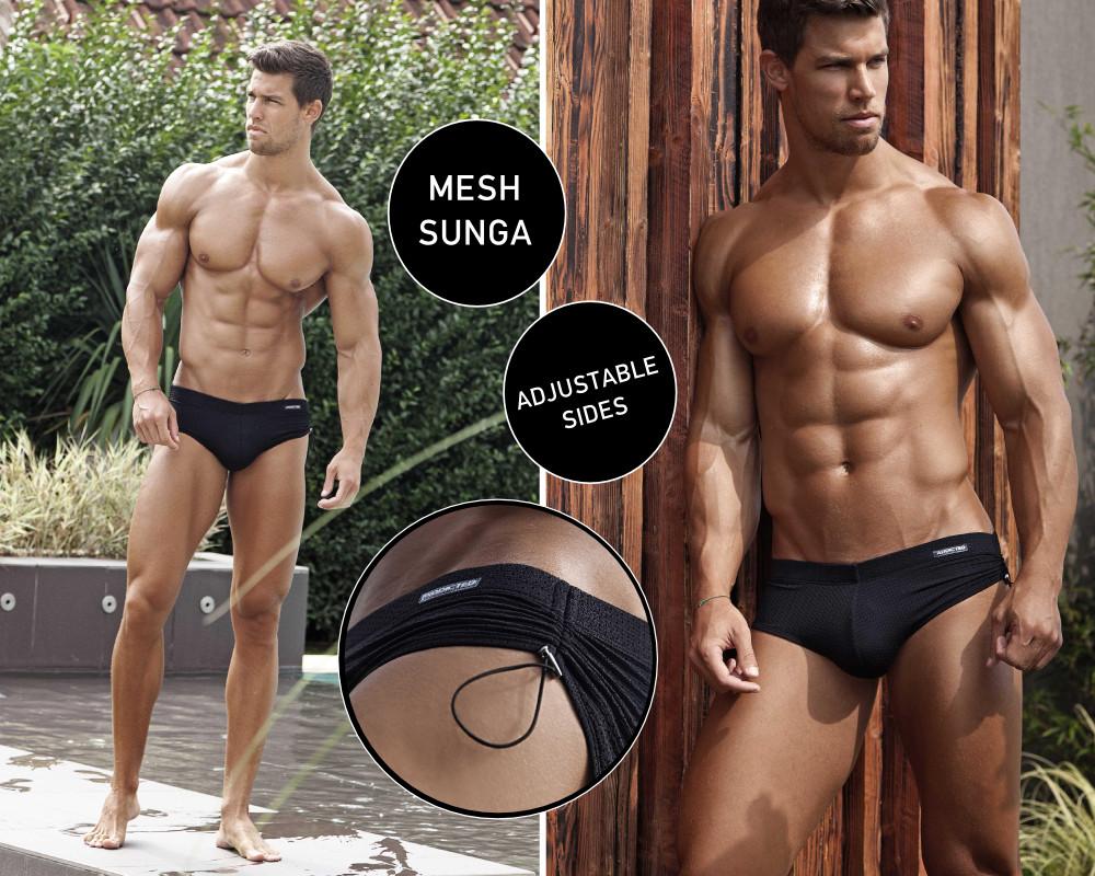 Andrei Karenin the latest addicted swimwear now at vocla   men and underwear