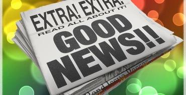 Goodnews buone notizie mondo