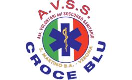 Crocebluverona logo
