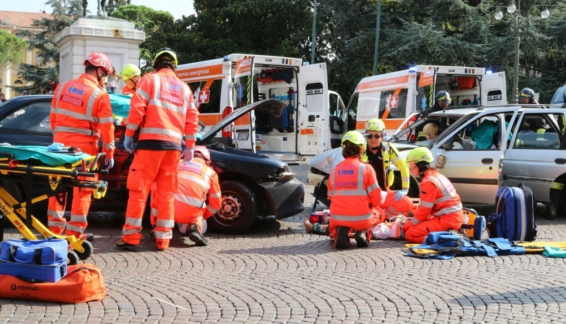 Incidente simulazione