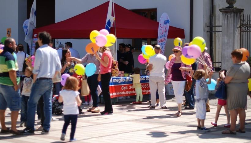 Foto festa palloncini
