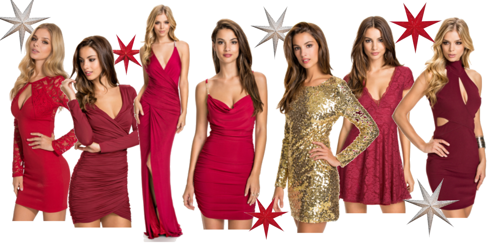Xmas dresses