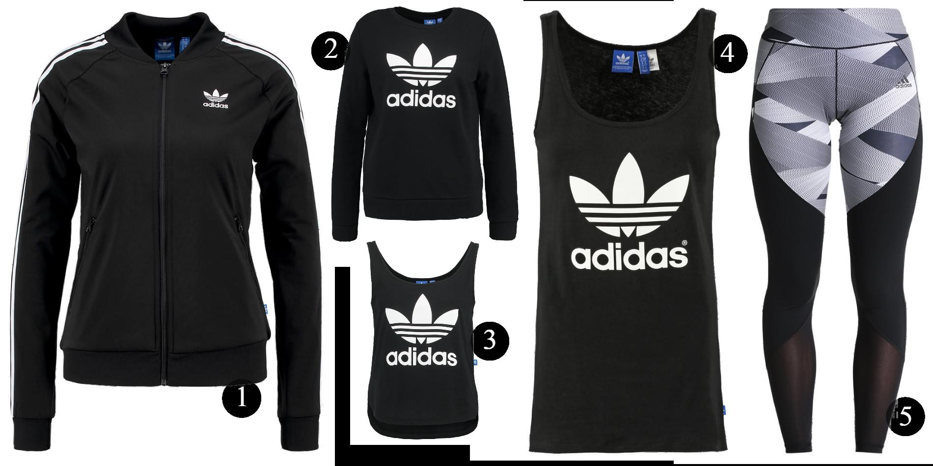 Black sale @ Adidas