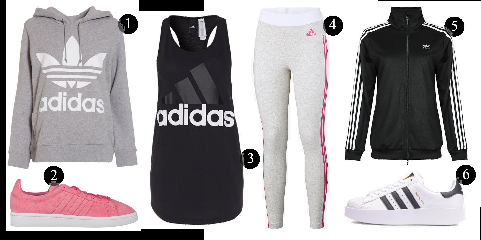 Rea på Adidas + Kod för 20% EXTRA rabatt