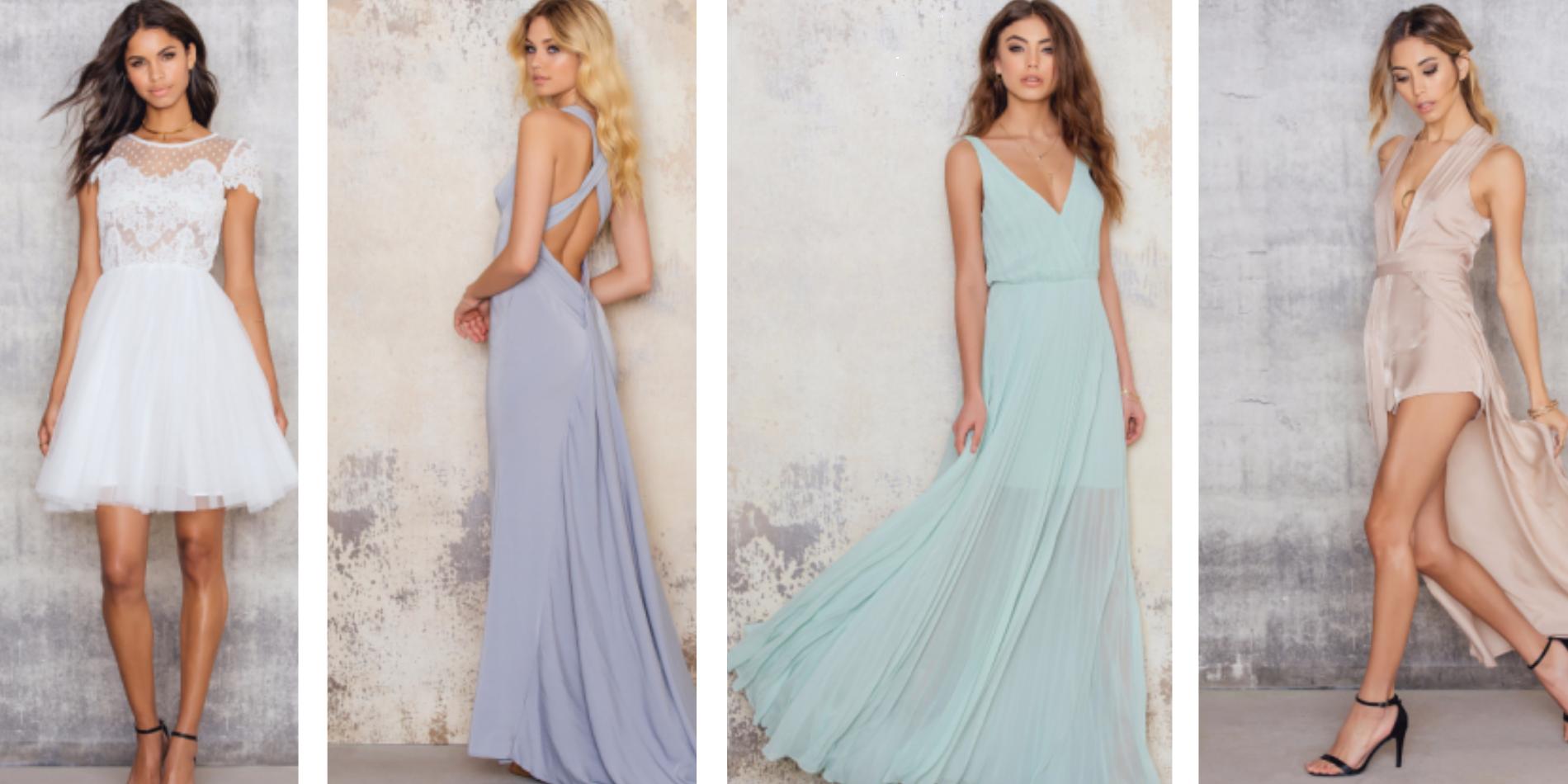 Sommar klänningar