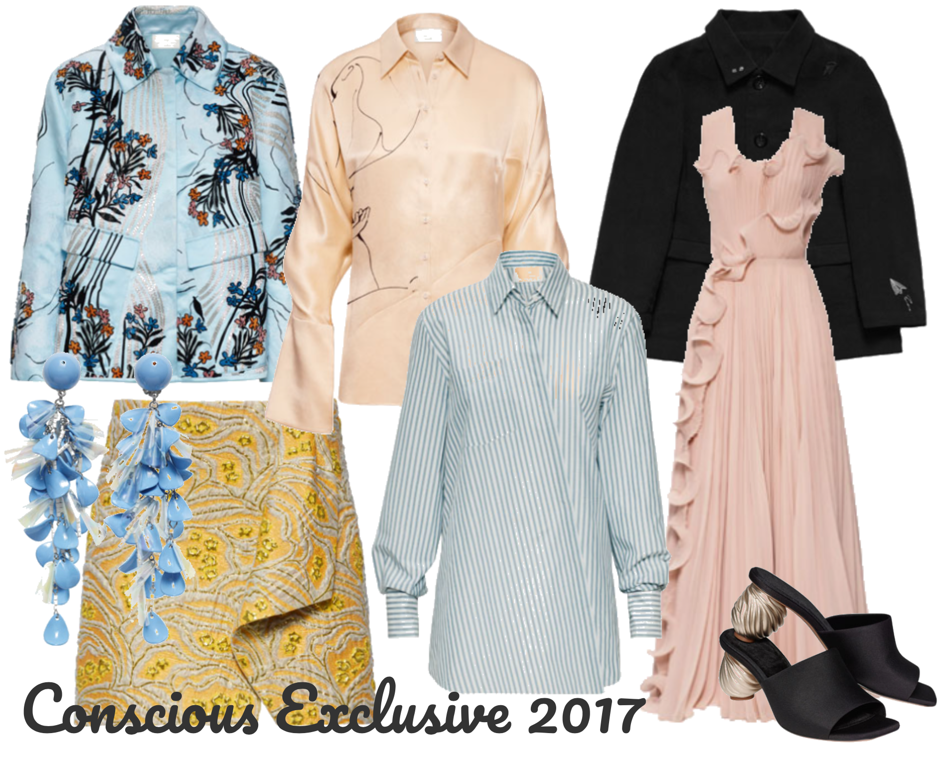 Saturday Fashion // Faves from H&M Consious exslusive