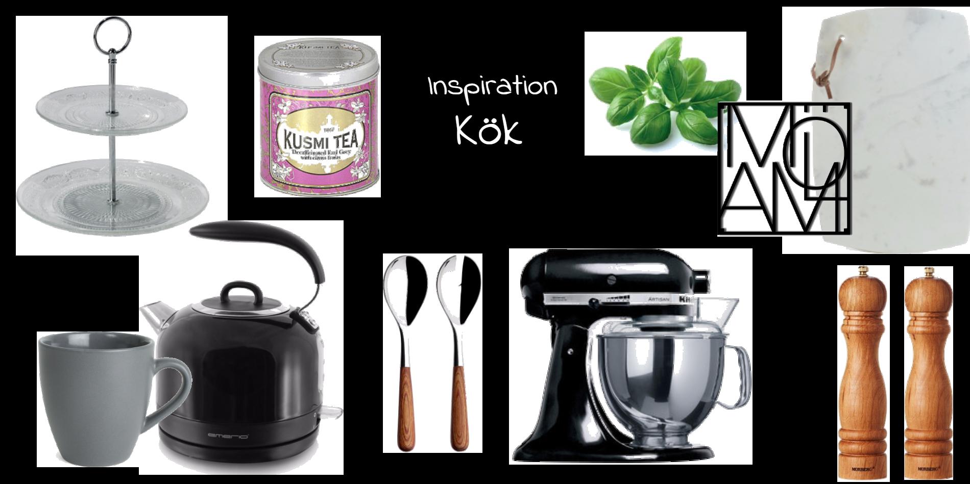 Inspiration - Kök