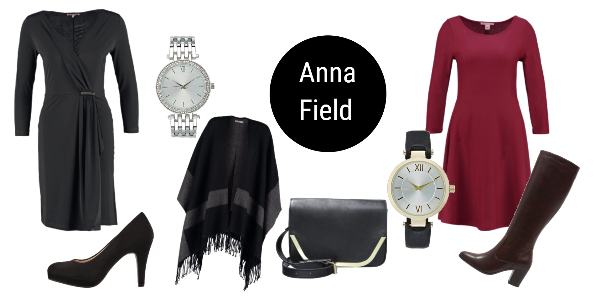 Inspiration från Anna Field