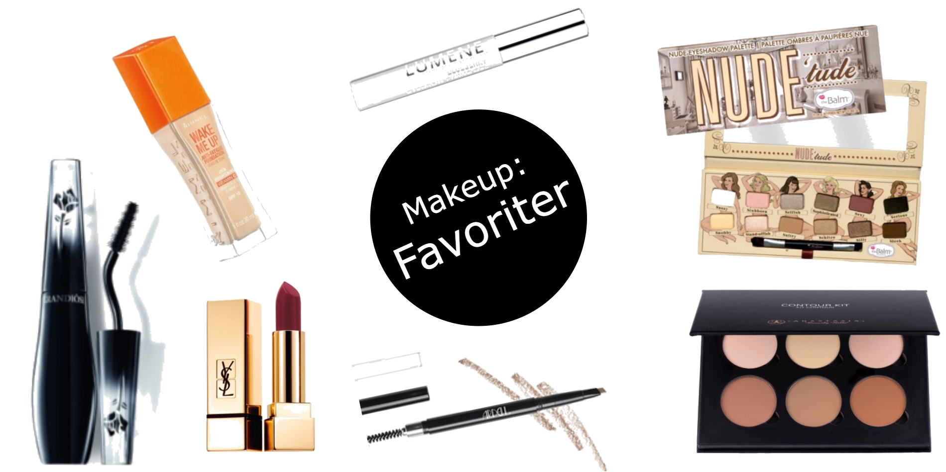 Makeup: Favoriter