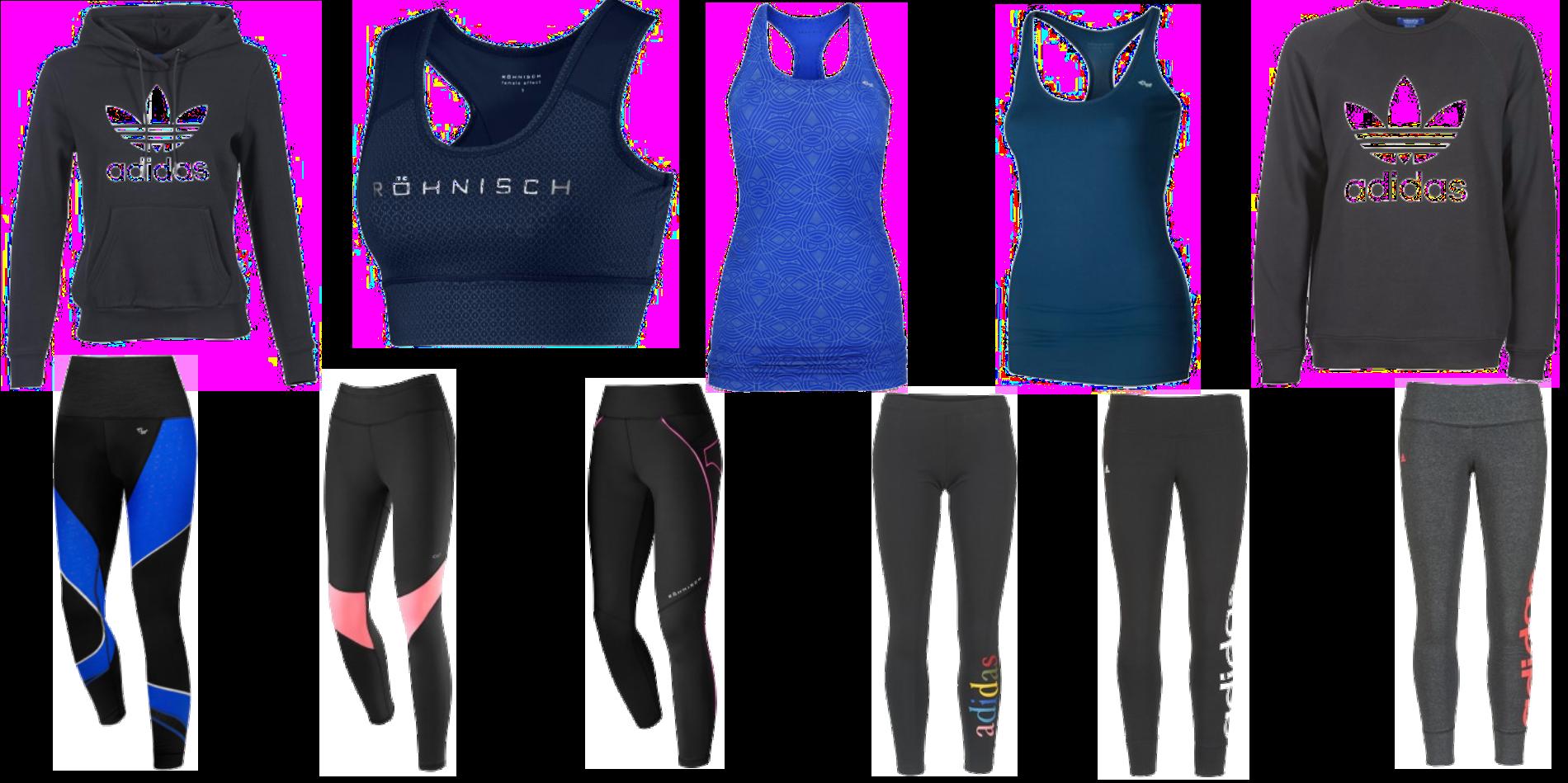 Adidas och Röhnisch