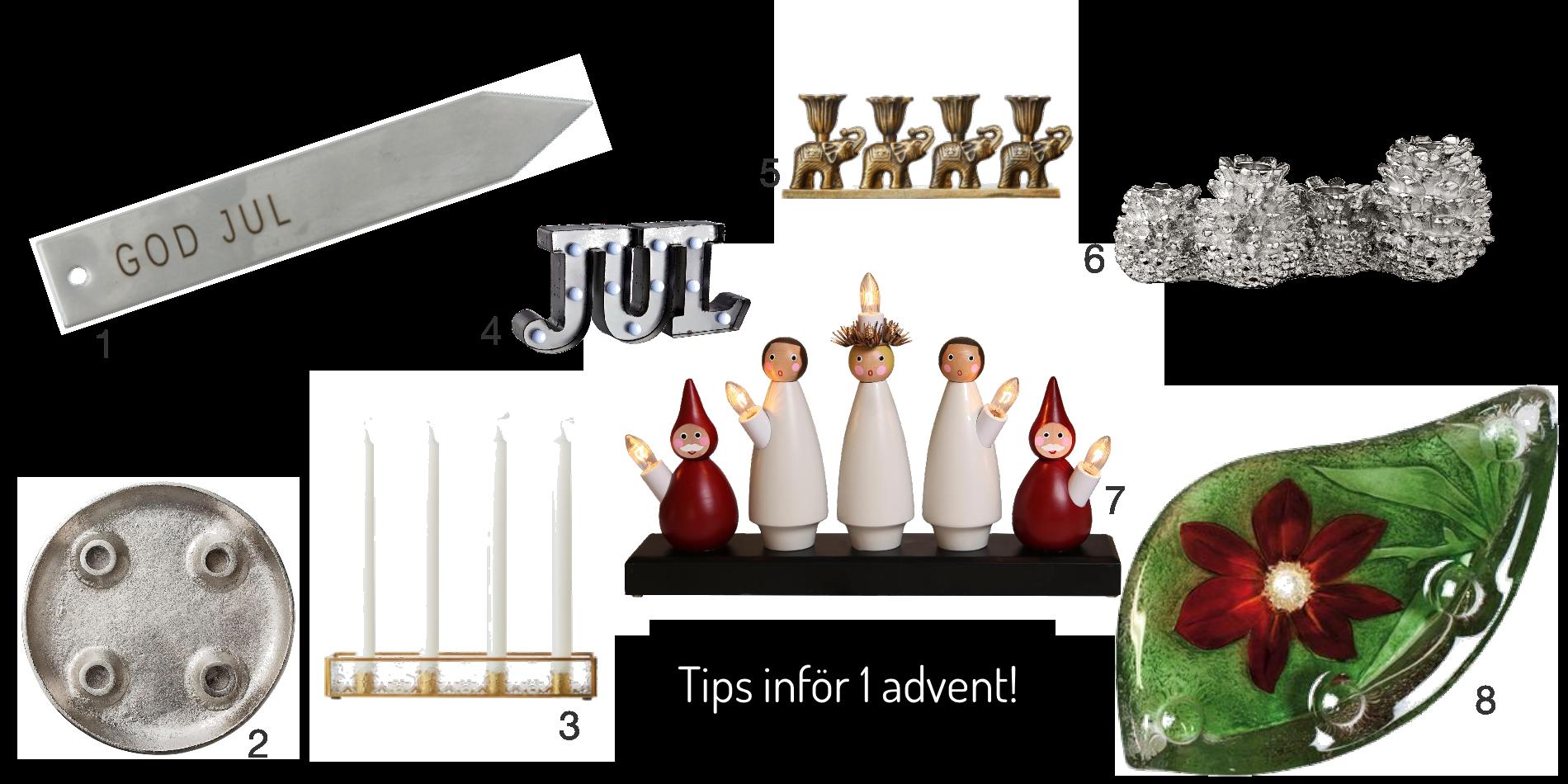 Tips Inför 1 Advent