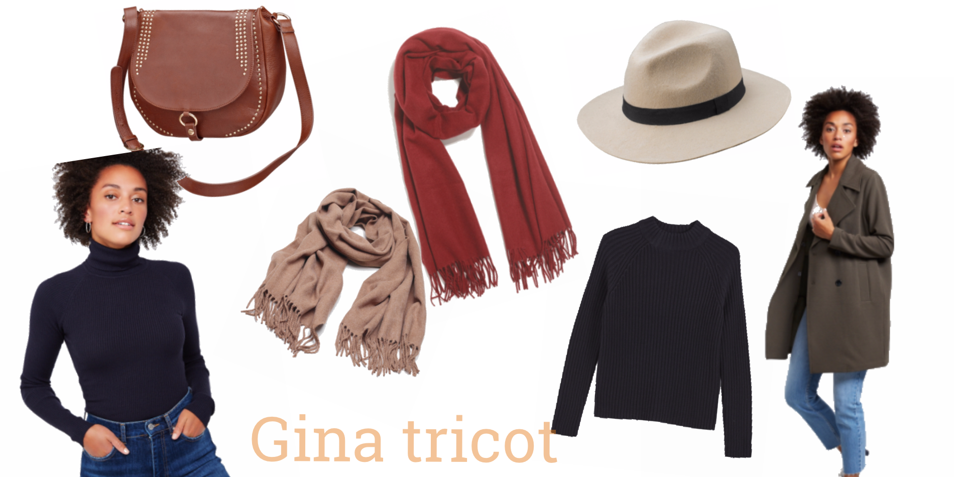 Fall Musthaves - GINA TRICOT